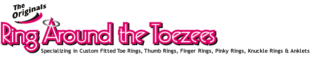 Ring Around The Toezees